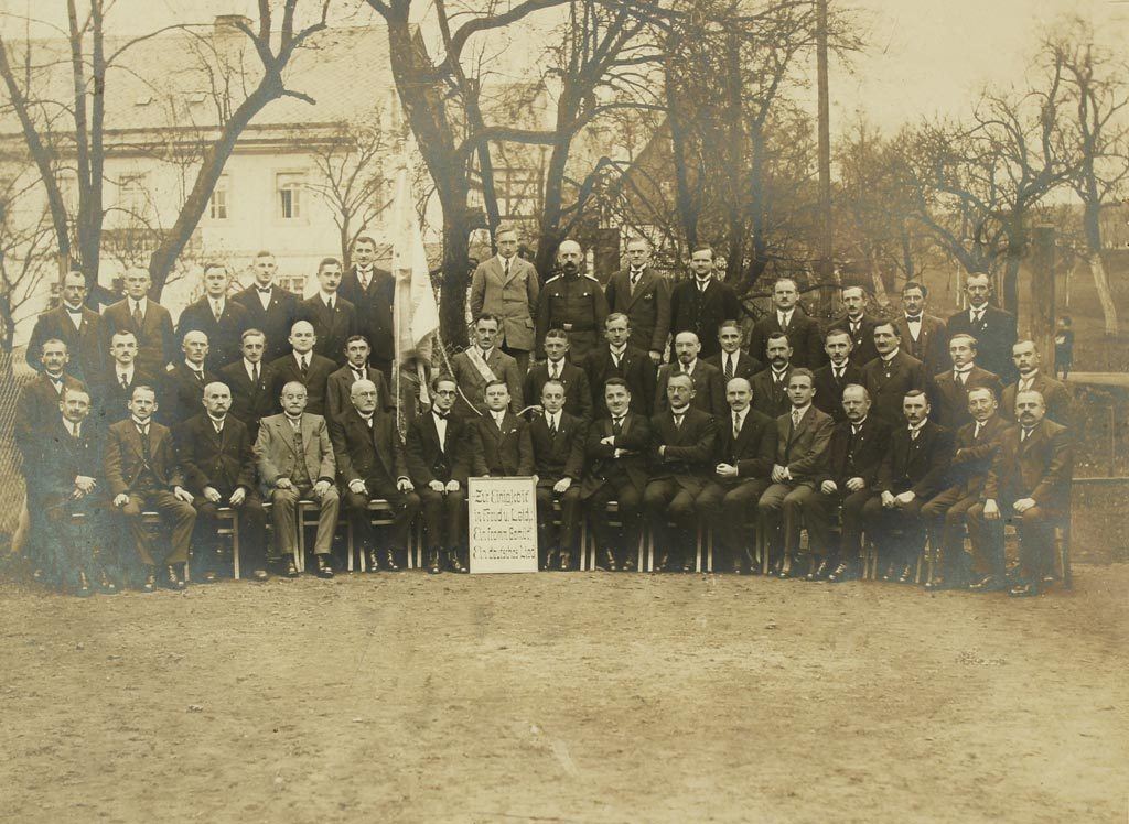 Männergesangverein Langenbernsdorf 1926