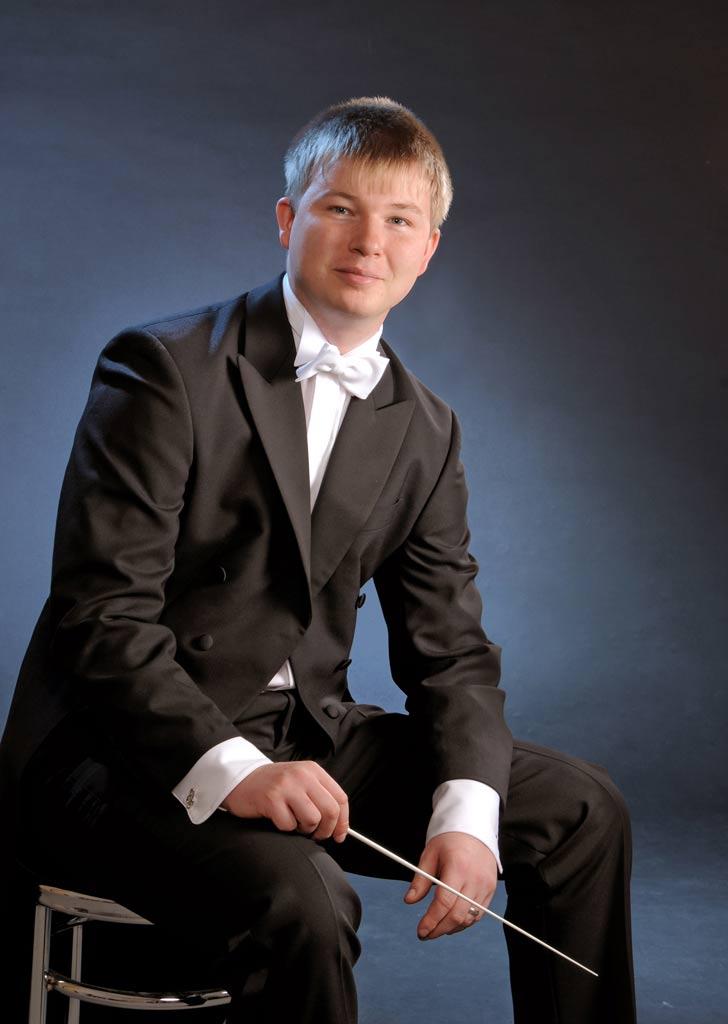 Michael Pauser 2011 Portrait 1