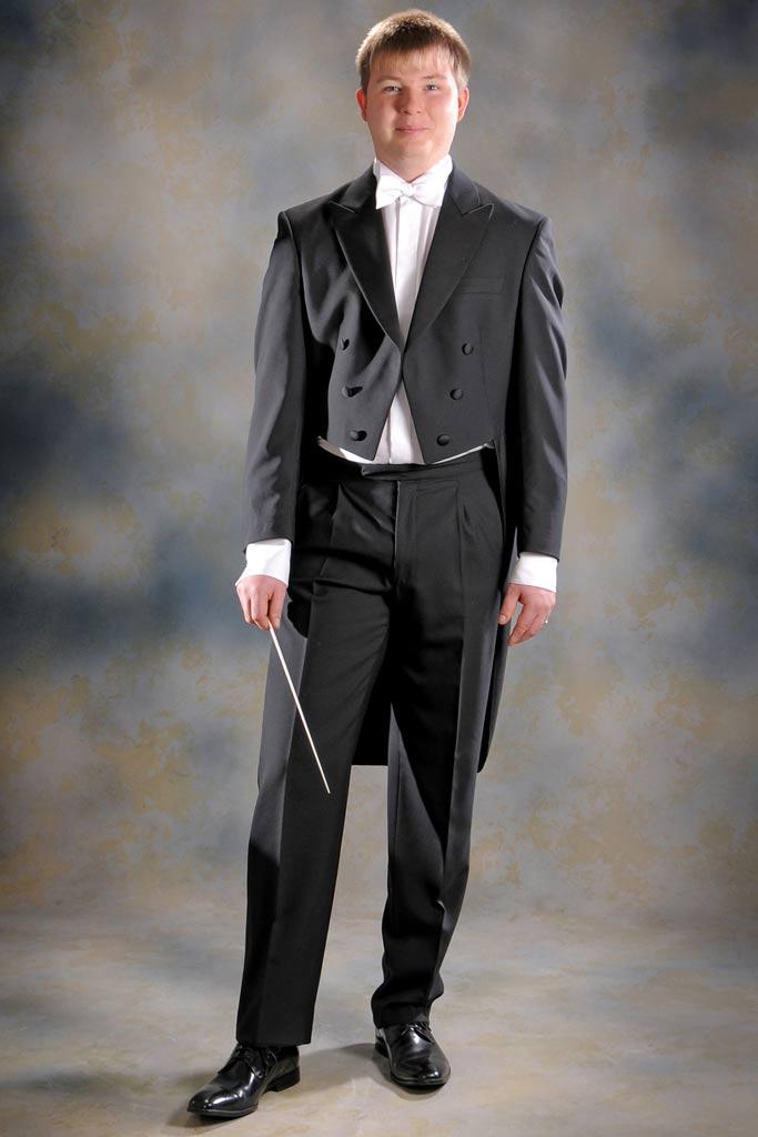 Michael Pauser 2011 Portrait 2