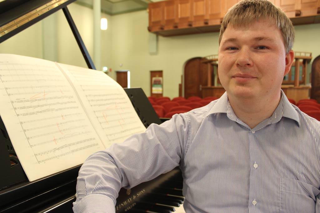 Michael Pauser Am Klavier 2017