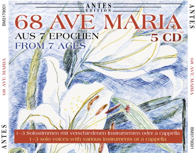 Cover 68 Ave Maria