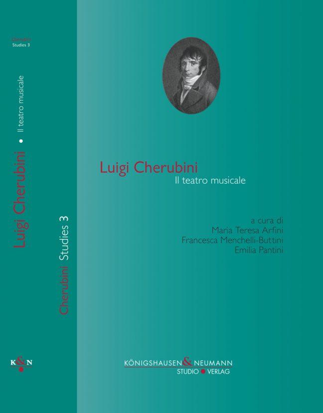 Cherubini Studies 3 Cover